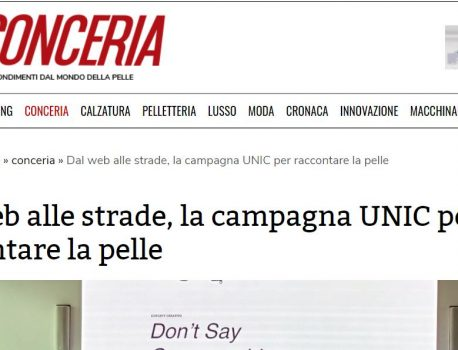 From the web to the streets: a UNIC initative